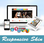 MultiColor Skin // Responsive // Bootstrap 3 // Unlimited Colors // Site Template // Retina// DNN6/7