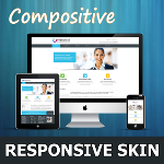 Compositive Responsive DNN Skin Pack / Bootstrap 3 / Multi-Colors / Business / Retina / HTML5 / CSS3