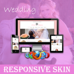 Wedding // Responsive // Parallax // Enterprise License // Bootstrap // Retina // DNN 6.x & 7+