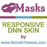 DNN Responsive Skin: MASKS [Responsive Layout for Mobile & Tab]