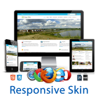 Easy Skin // Ultra Responsive Design // Enterprise License // Bootstrap // Retina // DNN 6.x & 7.x