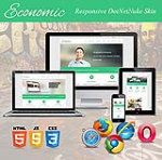 Economic Skin // Responsive // Bootstrap 3 // Retina // Unlimited Colors // Site Template // DNN6/7