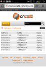 onCallz Hosted PBX for Mobile phones and Mobile devices