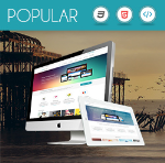 Popular Skin // Responsive // Bootstrap 3 // Single Color // Site Template // Retina // DNN 6/7