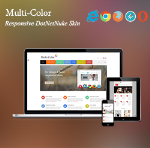 MultiColor Skin // Responsive // Bootstrap 3 // Retina // Single Color // Site Template // DNN6/7
