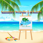 Summer Website Design Packages