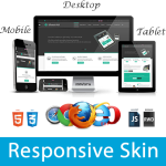 Beautiful Skin // Ultra Responsive // Parallax // 10 Colors // Bootstrap // DNN 6.x & 7.x