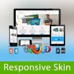 Favourite /  Multi-Purpose Ultra Responsive Skin / Parallax / 10 Colors / Bootstrap / DNN 6.x & 7.x