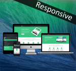 Business DNNSmart ZF0031 Jade Responsive Skin - Responsive Layout, Mobile, Tablet, Bootstrap