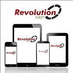 Revolution540 // White // iOS License // App-Store Apps Powered by DNN