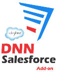 DNN Salesforce Add-on 1.0