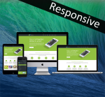 Business DNNSmart ZF0037 Yellow Green Responsive Skin - Responsive Layout, Mobile, Tablet, Bootstrap