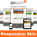 Bright Skin (15 Colors) // Bootstrap Typography // Grid Responsive // Mobile HTML5 // DNN 5/6/7