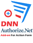 DNN Authorize.Net Add-on For Action Form