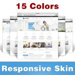 Accord Skin (15 Colors) // Grid Responsive // Bootstrap Typography // HTML5 Mobile // DNN 5/6/7