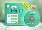 Power Forms V4 // 13+ input control / form collection / custom form / dynamical form
