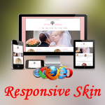 Wedding // Ultra Responsive Design // 10 Colors // Bootstrap // Parallax // Retina // DNN 6.x & 7+