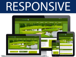 Golf Skin Pack / 3 Responsive Skins with 9 Containers / HTML5 / CSS3 / Bootstrap 3