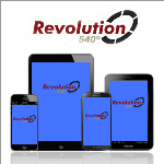 Revolution540 // Blue // iOS License // App-Store Apps Powered by DNN