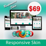 Legacy Turquoise / Ultra Responsive / Enterprise License / Bootstrap 3 / Parallax / DNN 6.x & 7.x