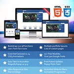HTML5 CSS3 // Web3.0 Sports // Multiple Color // Retina // Flat UI // Mobile Responsive