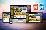 HTML5 CSS3 // Web3.0 Education News // Multiple Color // Retina // Flat Design // Mobile Responsive