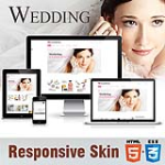 HTML5 CSS3 // Web3.0 Wedding // Multiple Color // Retina // Responsive // Flat Desgin
