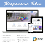 Clear V2 Skin // Responsive // Retina // Bootstrap 3 // Unlimited Colors // Site Template //DNN 6/7
