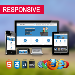 *Discounted* Inspire Skin / Ultra Responsive / 10 Colors / Parallax / Bootstrap 3 / DNN 6.x & 7.x
