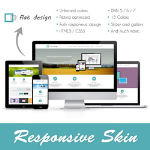 Flat V2 Skin // Responsive // Bootstrap 3 // Retina // Unlimited Colors // Site Template //DNN 6/7