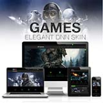 HTML5 CSS3 // GameBox // Multiple Color // Retina // Mobile Responsive // BootStrap3 // Themes