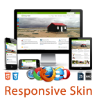 Easy V2 Theme // Ultra Responsive // 10 Colors // Bootstrap // DNN 6.x & 7.x