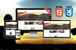 HTML5 CSS3 // Web3.0 Blessing // Multiple Color // Retina // Flat UI // Mobile Responsive // Themes