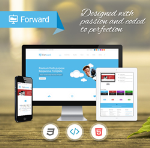 Forward Skin // Responsive // Unlimited Colors // Retina // Bootstrap 3 // Site Template // DNN 6/7
