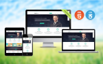 Unlimited Responsive DNN Theme 043 (V2.3.0) Retina / ShortCodes / Bootstrap3 / CSS3Animations