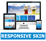 Blue Dream Responsive DNN Skin / Bootstrap 3 / Business / HTML5 / CSS3 / SEO / Slider