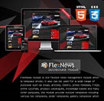 HTML5 CSS3 // Web3.0 Car News // Multiple Color // Flat UI // Retina // Mobile Responsive Themes