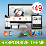 Creative Green Theme / Ultra Responsive / Enterprise License / Parallax / Bootstrap / DNN 6.x & 7.x