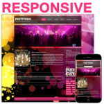 Night Club Responsive Skin / Slider / Isotope / Bootstrap / Mobile / Car / Beauty