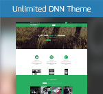 Unlimited Colors DNNSmart ZF0047 Responsive Theme - Responsive Layout, Mobile, Skin, Business
