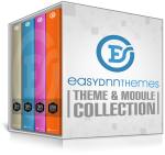 EDS Theme and Module Collection 2.0 (4 professional themes and powerful modules)