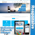 Eclipse / Pro Unlimited Colors / Responsive Theme / Skin / 10 Modules / Mega Menu / Bootstrap 3 /