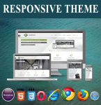 Company / Nice Clean Ultra Responsive / Bootstrap 3 / HTML5 / CSS3 / 32 Colored / Clean / Beautiful