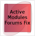 Active Forums Fix