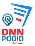 DNN Podio Add-on 1.1