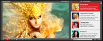 HTML5 Video Player (Youtube, Vimeo, Selfhosted: .mp4, .webm)