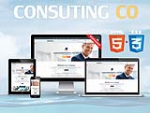 HTML5 CSS3 // Web3.0 Consulting // Multiple Color // Flat // Retina // Responsive Mobile // News