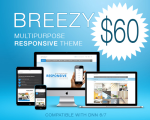 Breezy Theme / 15 Colors / Ultra responsive / Retina optimized / Parallax / Bootstrap 3 / DNN 6 & 7