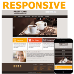 Coffee 130110 Responsive Themes / HTML5 & CSS3 / Hotel / Cake Shop / Chocolates / Restaurant