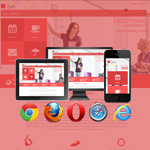 EuroBusinessRed Responsive